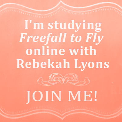 Freefall to Fly | Week 7