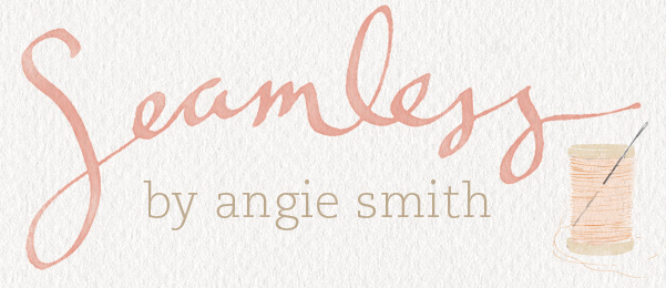 Seamless: Angie Smith's NEW Bible Study