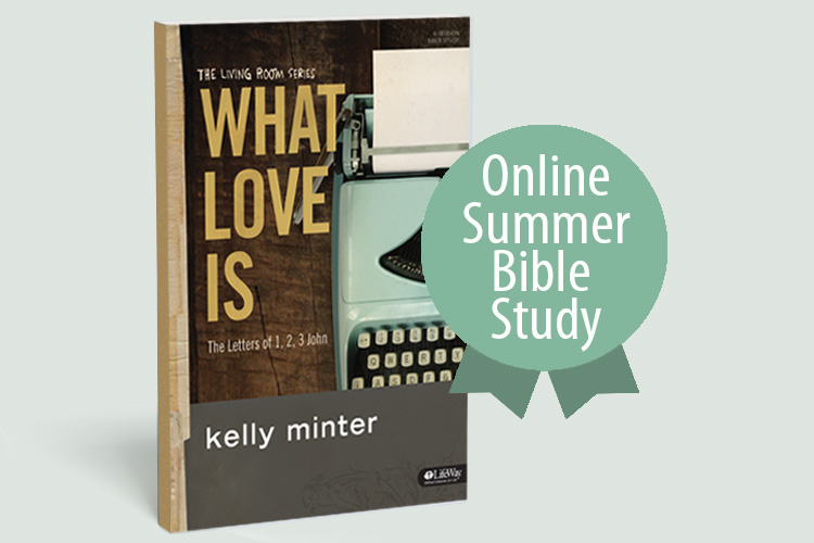 What Love Is Online Bible Study