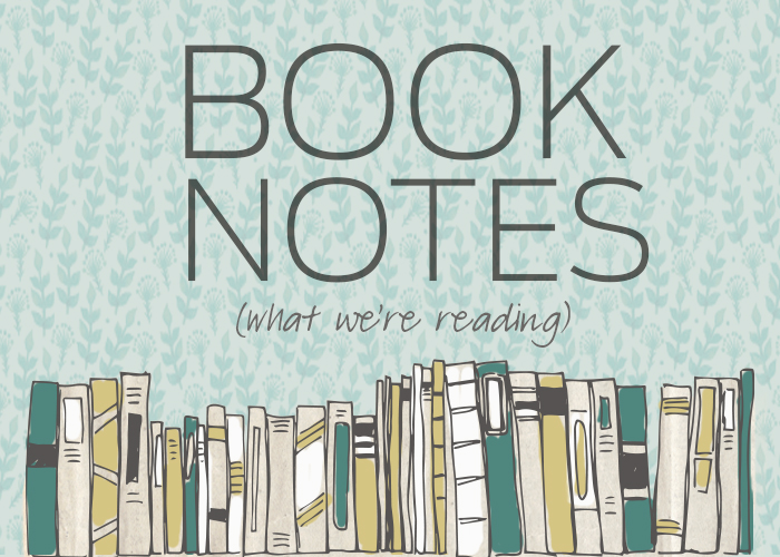 Book Notes | Fear and Faith
