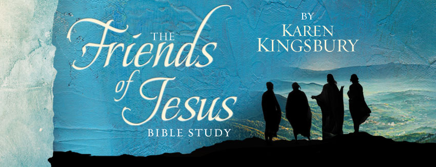 The Friends of Jesus Excerpt
