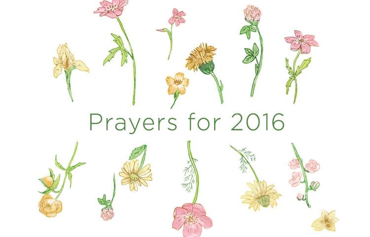 #Prayersfor2016 | Persevere