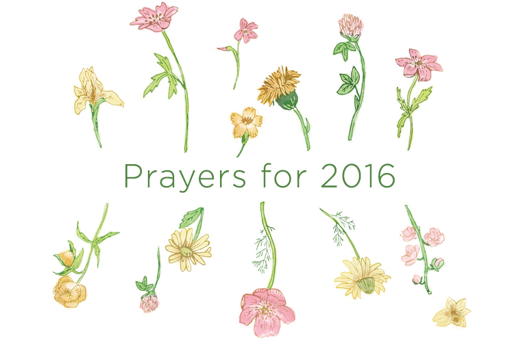Prayers for 2016 | Enjoy