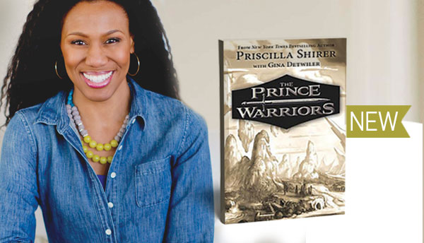 Priscilla Shirer's NEW Epic Series for Kids (+ a giveaway!)