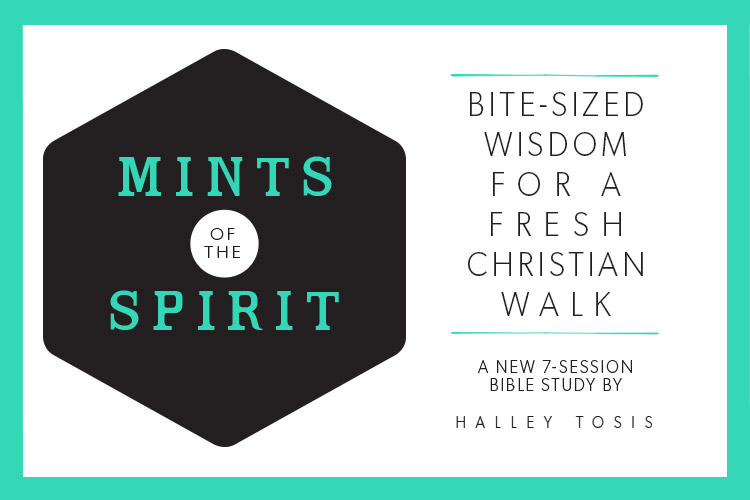 Announcing a NEW Bible Study: Mints of the Spirit