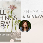 Kelly Minter's New Bible Study + A Giveaway
