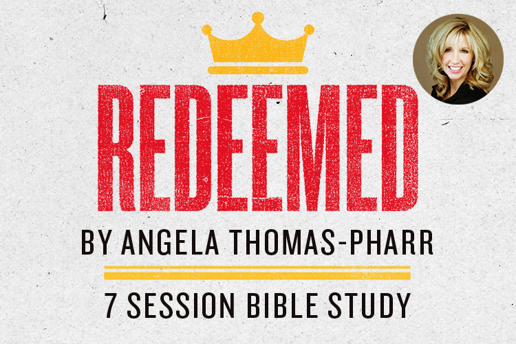 New from Angela Thomas-Pharr | Redeemed