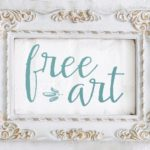 Free Art | All Things New