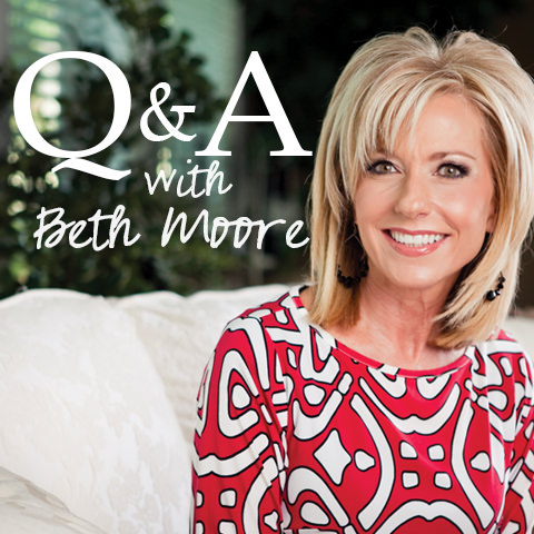 Q&A with Beth Moore [part 2]
