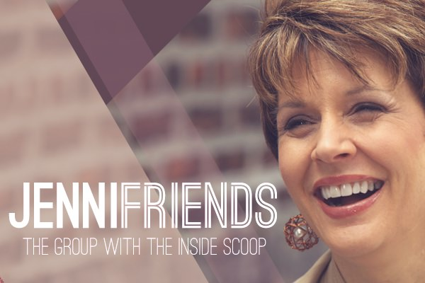 Become a JenniFriend: Help Jennifer Rothschild Launch the Hosea Bible Study