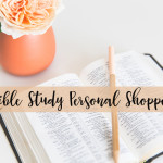 Bible Study Personal Shopper
