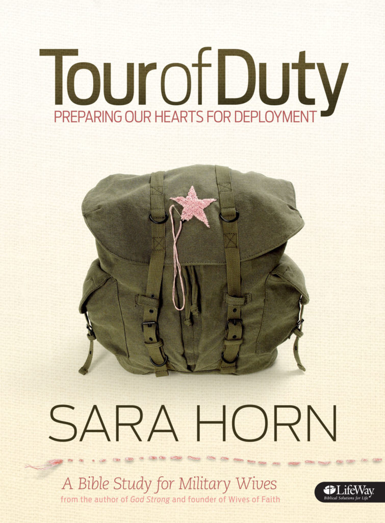 Friday Free Giveaway – Tour of Duty