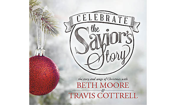 Celebrate the Savior's Story: Christmas CD Giveaway