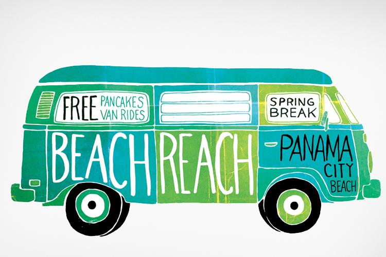 Pray for Beach Reach