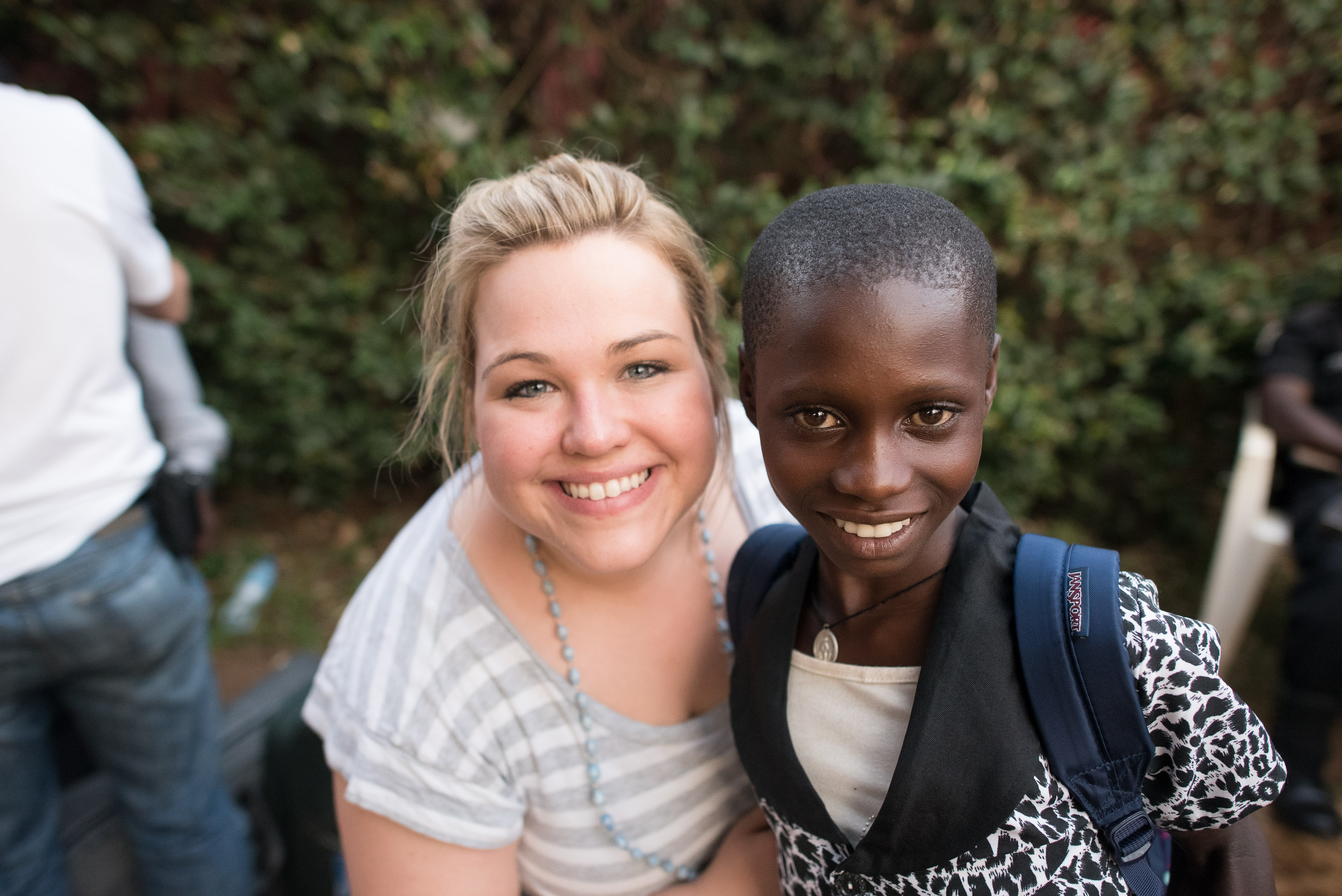 314Chan surprise! we all need jesus | compassion international