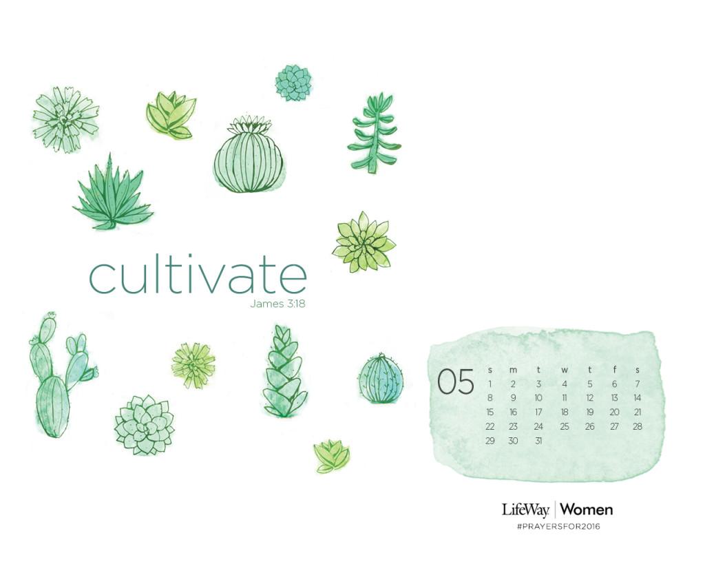 PrayersFor2016 | Cultivate - LifeWay Women All Access