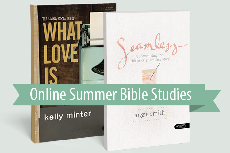 LifeWay publishes the most popular Bible studies for women in the world, including best-selling titles from authors like Beth Moore and Priscilla Shirer.